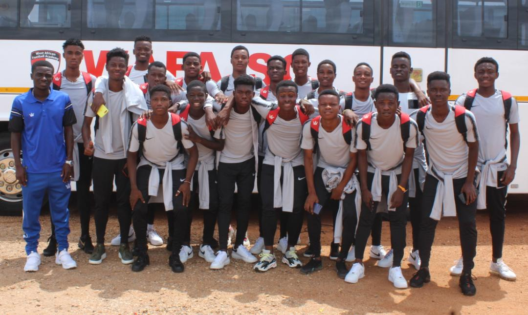 Red Bull Salzburg invite WAFA SC U18 for 'training and formation experience'