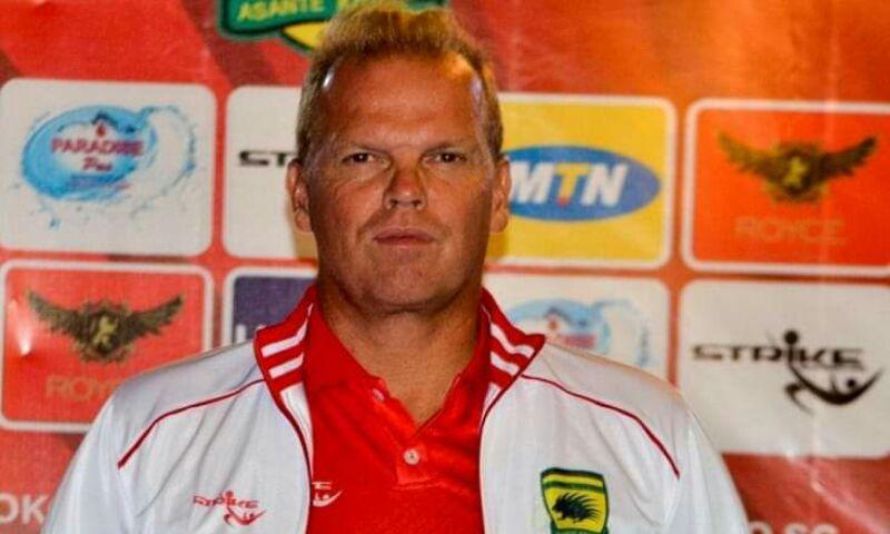 Kotoko coach Kjetil Zachariassen facing SACK over FAKE CV