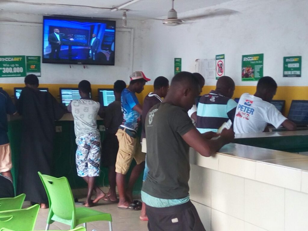 Rise of the online sports betting in Africa
