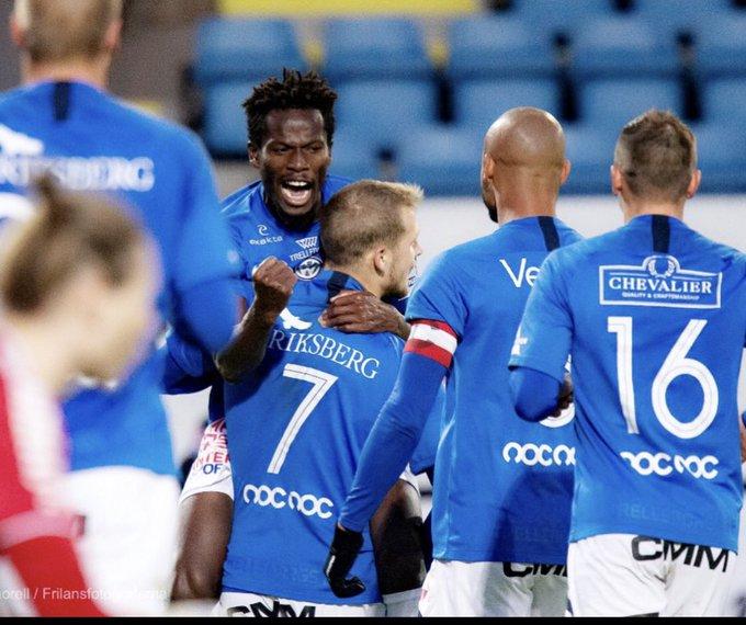 VIDEO: Watch Fatawu Safiu delightful goal for Trelleborgs FF against J Sodra