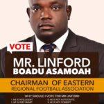 Ghana FA Elections: Lindford Asamoah knocks Nana Budu to clinch Eastern region FA seat