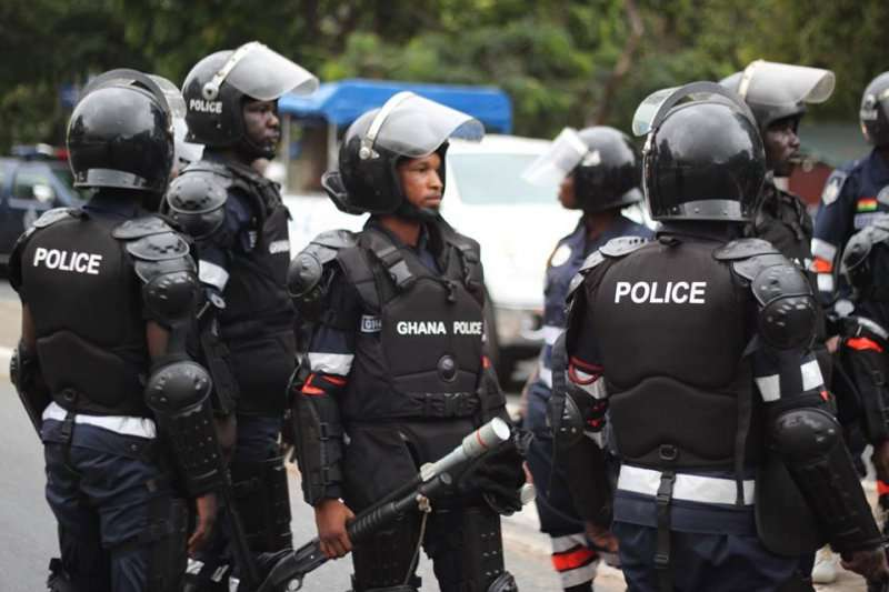 Ghana Police debunk story of young footballers abducted for rituals