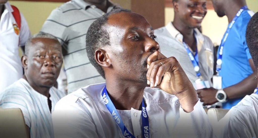 """Ghana FA Elections: Eugene Jacquaye left """"dazed"""" after defeat to Aboabire in Greater Accra"""