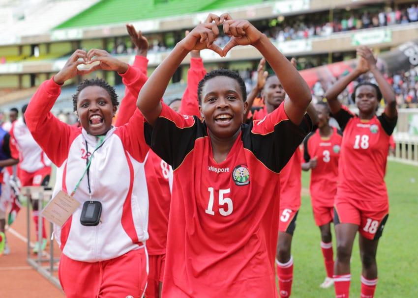 Tokyo 2020 Qualifiers: Kenya leave for Ghana ahead of Black Queens clash