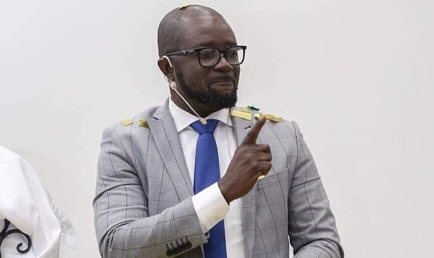 Kurt Okraku is not matured to be GFA President- George Afriyie
