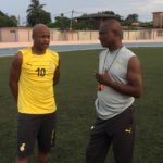 AFCON 2021 qualifier: Ghana coach shoots down artificial pitch concerns ahead of São Tomé and Principe clash