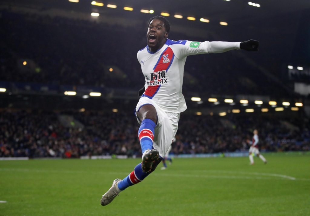 Crystal Palace manager Hodgson expresses excited to see Schlupp pushing Zaha & Townsend