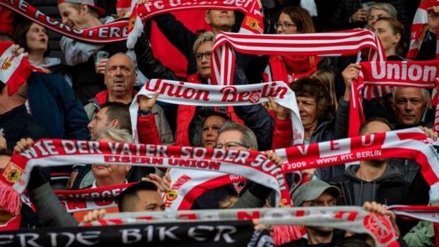 Union Berlin The German Fans Who Bleed For Their Club