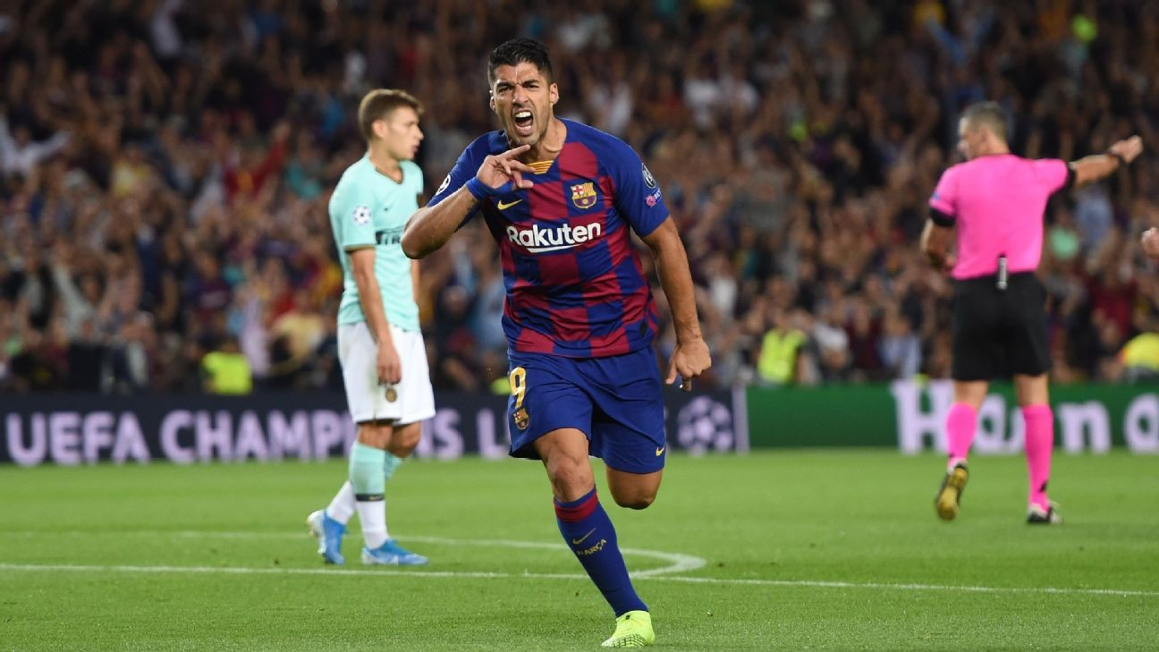 Sources: Barcelona facing Suarez dilemma amid MLS interest