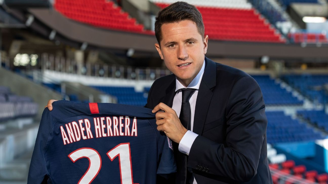 Manchester United put business, not football, first - PSG's Ander Herrera