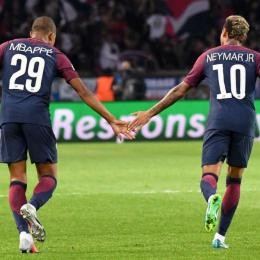 PSG prioritizing MBAPPE extension over Neymar's one