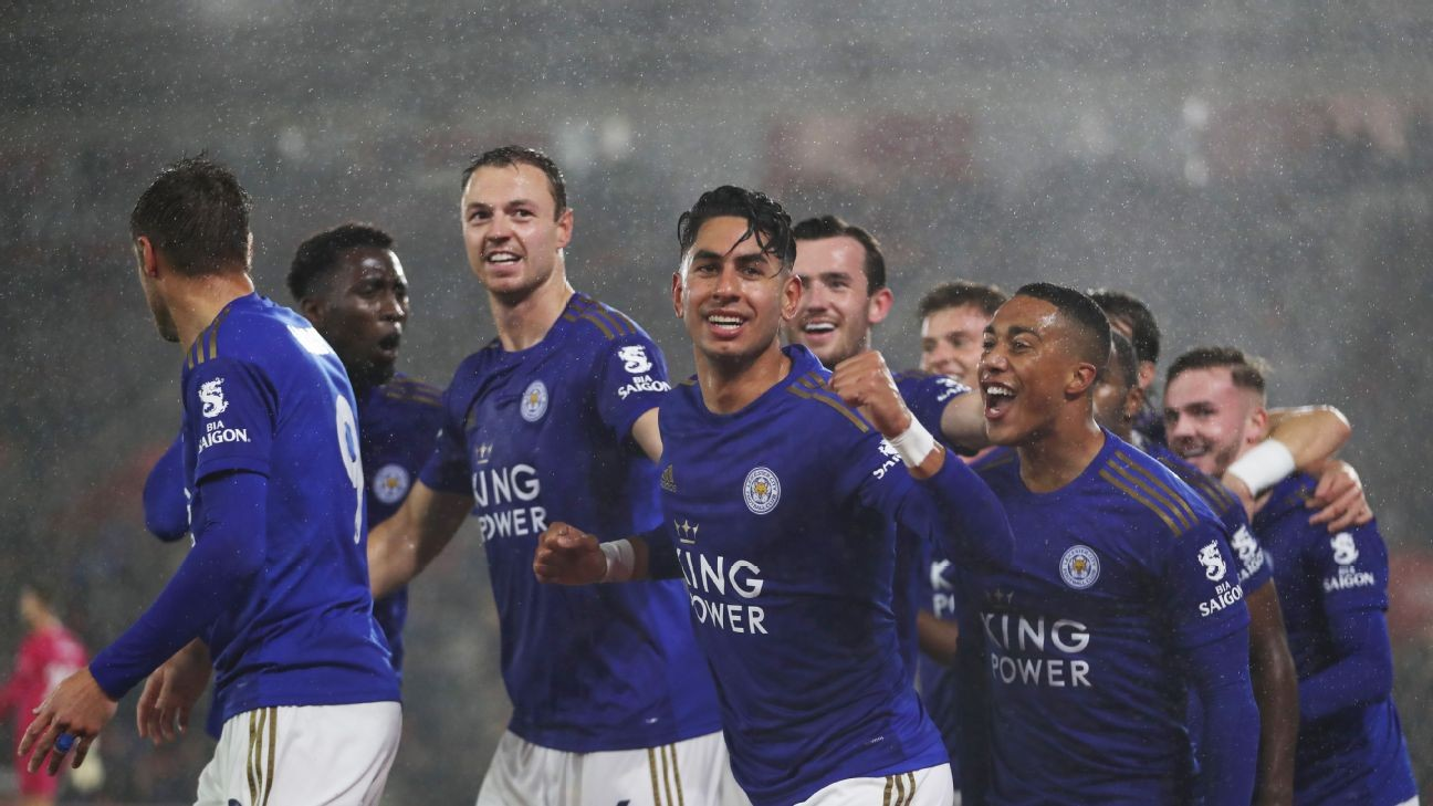Leicester won the title in 2015-16 but their return to Premier League elite under Brendan Rodgers is no fluke