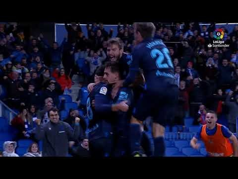 Resumen de Real Sociedad vs CD Leganés (1-1)