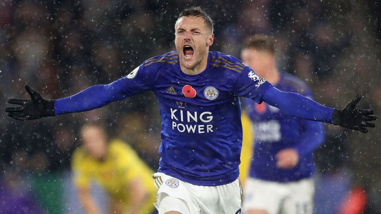 Leicester too good for Arsenal thanks to relentless Jamie Vardy
