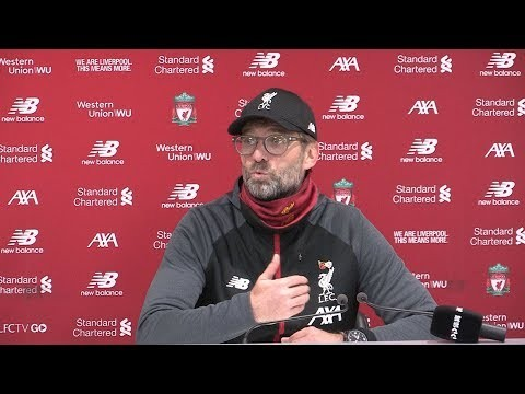 We Aren't Thinking INVINCIBLES   Jurgen Klopp   Liverpool 3-1 Manchester City