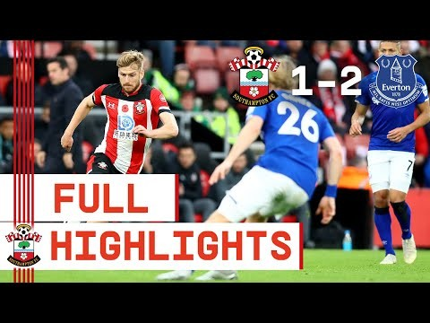 HIGHLIGHTS: Southampton 1-2 Everton | Premier League