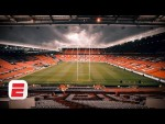 Why Manchester United will never host the NFL at Old Trafford   The Nat Coombs Show