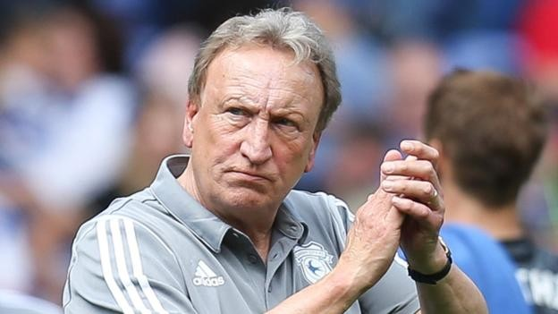 Neil Warnock: Manager leaves Cardiff City