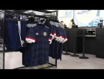 The New Scotland Home Kit Launch Event