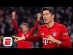 Is Bayern Munich's Robert Lewandowski the best striker in Europe right now?   ESPN FC
