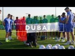 ️ ON THE TRAINING PITCH! INSIDE DUBAI   Day two part two