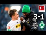 Thuram's Signature Celebration for Match-Winner Herrmann – All Goals From League Leaders M'gladbach