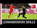 Lewandowski Destroys Borussia Dortmund - Magical First Touch and a Brace in Der Klassiker