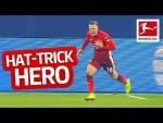 Top Goalscorer Behind Lewandowski and Werner - Hat-Trick Hero Hennings