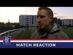 WOMEN'S REACTION | Gregory Vignal | Spartans 0-1 Rangers