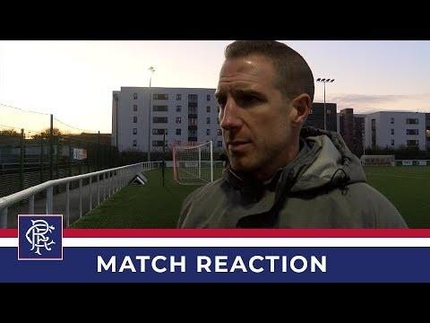 WOMEN'S REACTION   Gregory Vignal   Spartans 0-1 Rangers