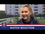 WOMEN'S REACTION | Ellis Dalgliesh | Spartans 0-1 Rangers