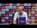 Rueda de prensa de Javier Rozada tras el Real Oviedo vs Real Sporting (0-0)