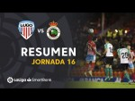 Resumen de CD Lugo vs Real Racing Club (1-1)
