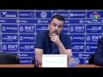 Rueda de prensa de Aritz López Garai tras el CD Tenerife vs Cádiz CF (1-1)