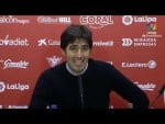 Rueda de prensa de Andoni Iraola tras el CD Mirandés vs UD Las Palmas (2-1)