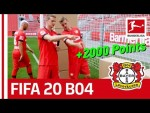 Twin Power at the EA SPORTS FIFA20 BUNDESLIGA CHALLENGE - Bayer Leverkusen