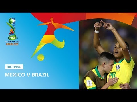 Mexico v Brazil Highlights - FIFA U17 World Cup 2019 ™ [FINAL]