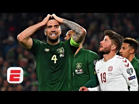 Ireland lacked guile and flair in the final third vs. Denmark – Craig Burley | Euro 2020 qualifying