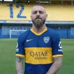 BOCA JUNIORS agree deal extension with DE ROSSI