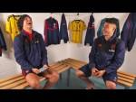 🇧🇷 Q&A | David Luiz & Gabriel Martinelli | Auba at Rio Carnival, Willockinho & more