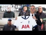 Poch Made Us Giants Now Jose Makes Us Winners | Spurs Fans React