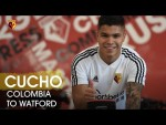 WHAT SCORING RECORD DOES CUCHO SHARE WITH AGUERO? ️ | CATCH UP WITH CUCHO