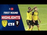 Brewers Score Four at Home! | Burton 4-1 Salford | Emirates FA Cup 19/20