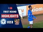 Late Jade-Jones Goal Seals Posh Win! | Peterborough 2-0 Stevenage | Emirates FA Cup 19/20