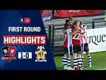 Exiles Score Late to Progress! | Exeter City 1-0 Cambridge United | Emirates FA Cup 19/20