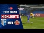 Sunderland Rocked by Extra-Time Goal! | Gillingham 1-0 Sunderland | Emirates FA Cup 19/20
