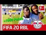 Nkunku, Mukiele & Co. – EA SPORTS FIFA20 BUNDESLIGA CHALLENGE – RB Leipzig