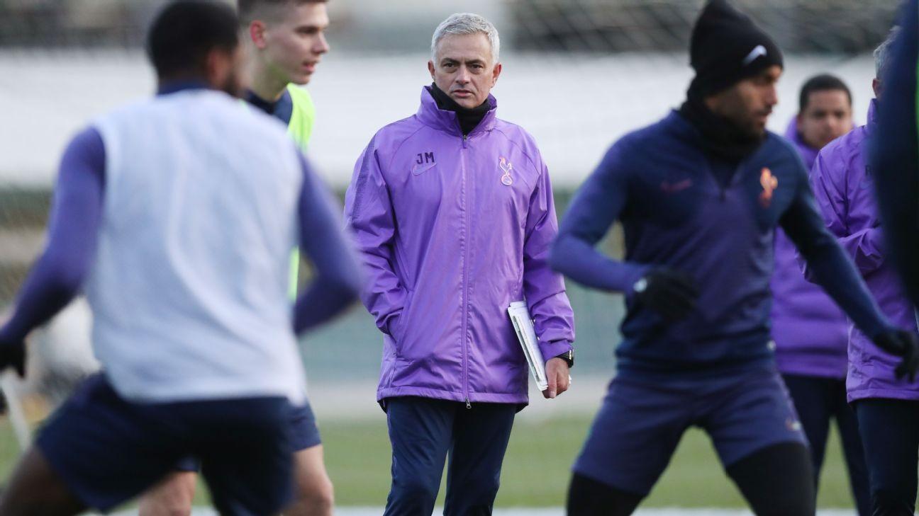 How Mourinho replaced Pochettino: Inside Tottenham's turbulent day