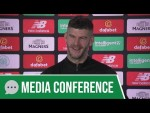 Full Celtic Media Conference: Fraser Forster (20/11/19)
