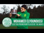 Exclusive Interview: Celtic's Mohamed Elyounoussi – Player of the Month!